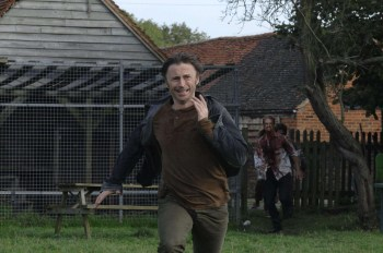 Run like hell: Robert Carlyle in '28 Weeks Later'