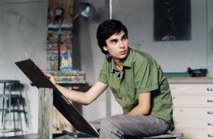 A portrait of the artist as an undergrad: Max Minghella in 'Art School Confidential'
