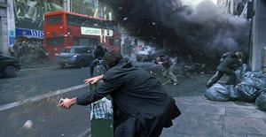 Explosive but not incendiary: 'Children of Men'