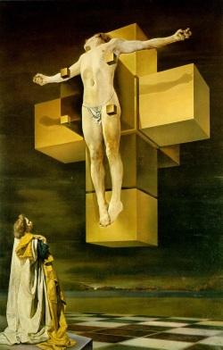 Salvador Dali's 'Crucifixion'