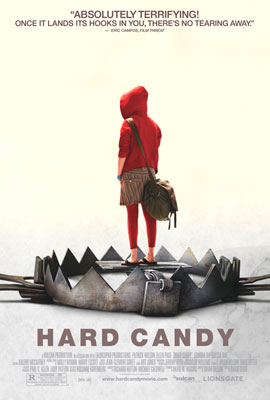 The 'Hard Candy' poster