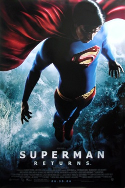 Poster for 'Superman Returns'