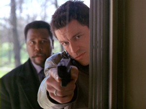 'The Wire': McNutty and Bunk on the case